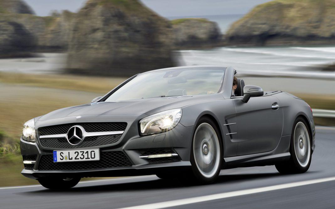 Select 2014 Mercedes-Benz SL and SLK Models Recalled