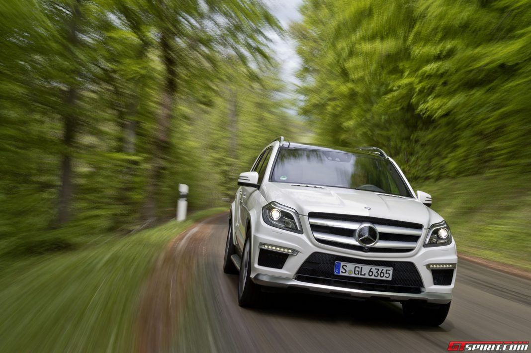 Luxurious Mercedes-Benz GL, S-Class Coupe, ML Coupe Could Receive Maybach Badge