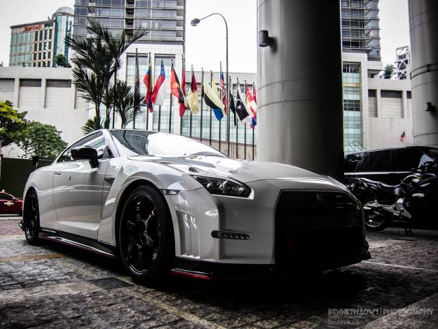 2014 Nissan GT-R Nismo in Malaysia