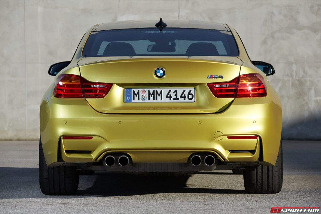 BMW Outsells Mercedes-Benz in U.S. For 2014