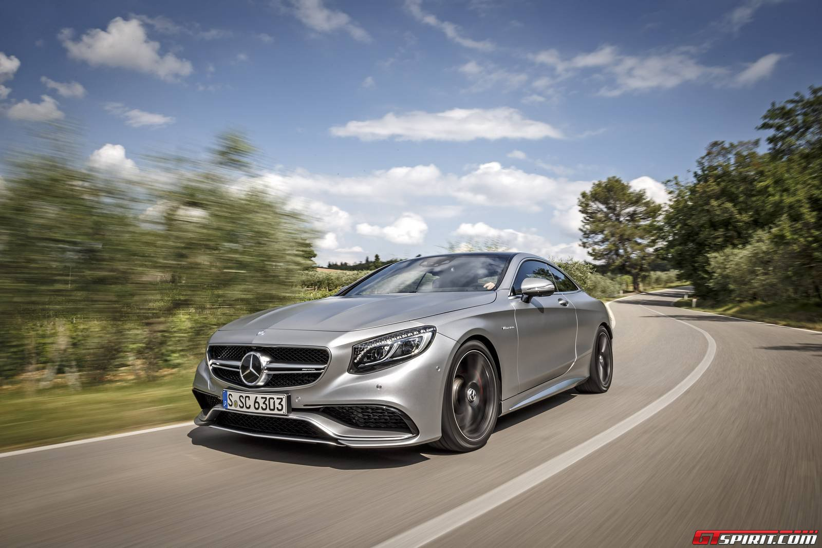 Fantastic 2015 MercedesBenz S500 Amp S63 AMG Coupe Review  GTspirit