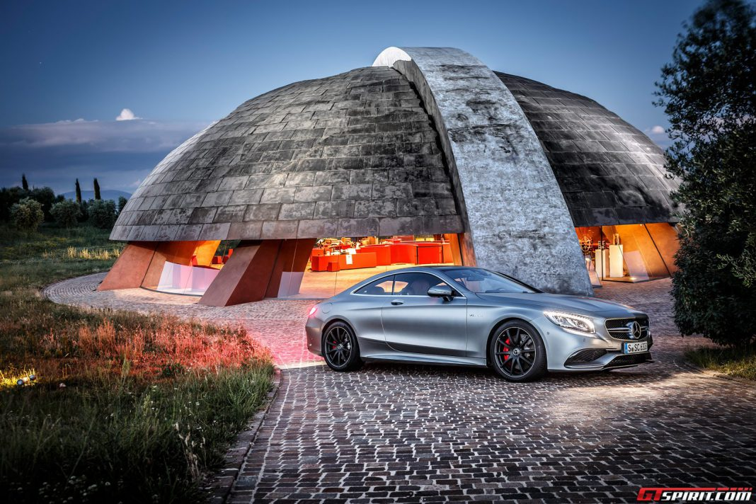 Report: Orders Being Accepted on Mercedes-Benz S65 AMG Coupe From July 14