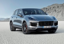Official: 2015 Porsche Cayenne
