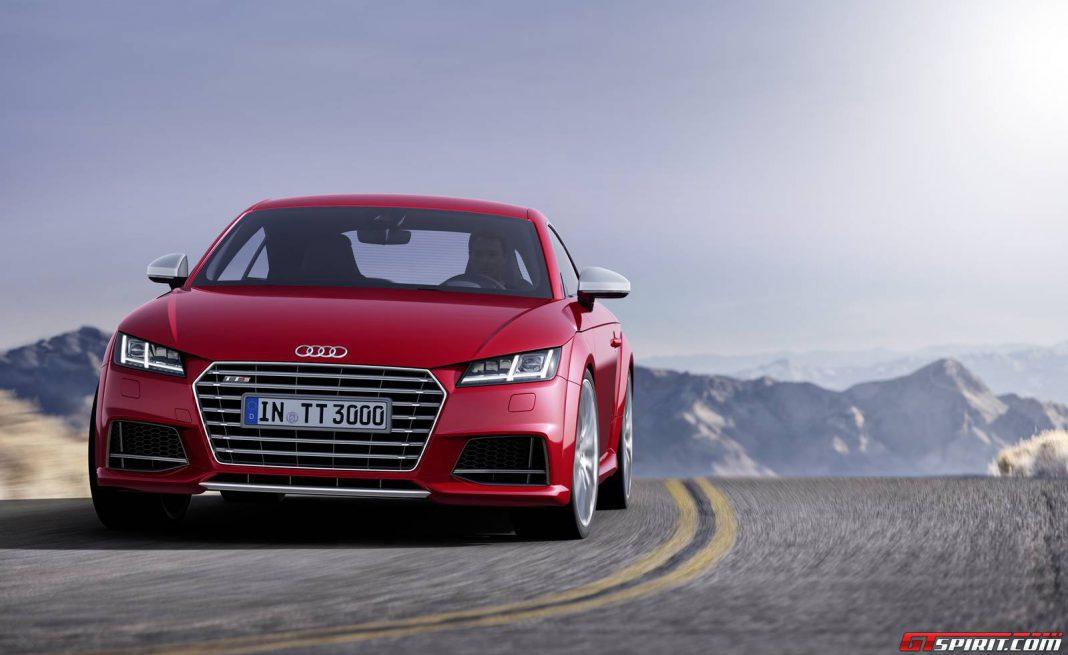 Audi Adding Third Shift at Hamburg Plant in Preparation for New TT