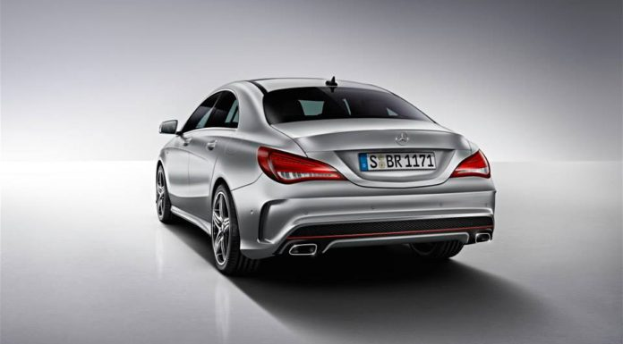 Official: 2014 Mercedes-Benz CLA250 Sport Package Plus