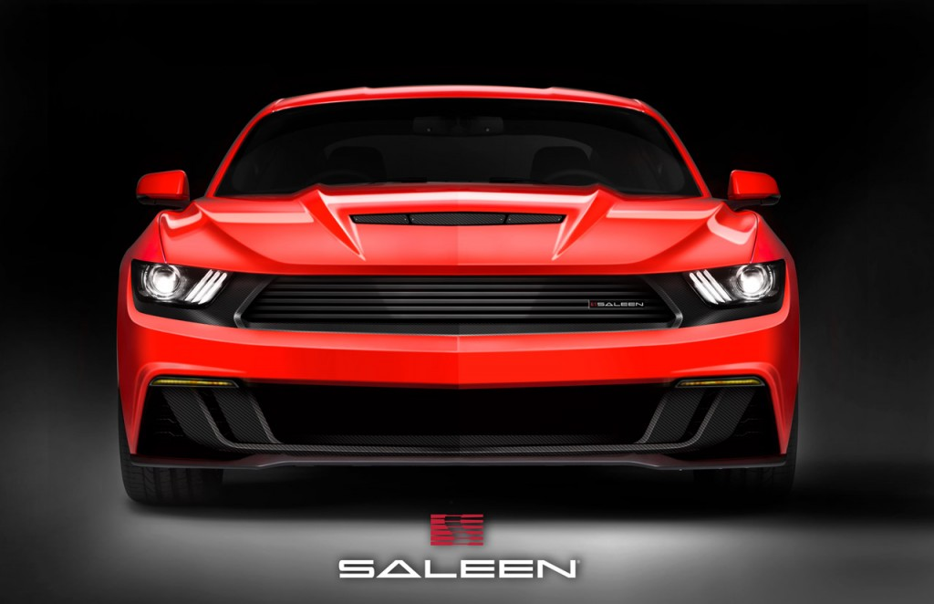 2015 Saleen Mustang 302 Previewed