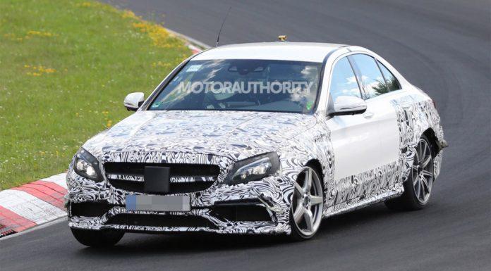2017 Mercedes-Benz E63 AMG Spied Testing