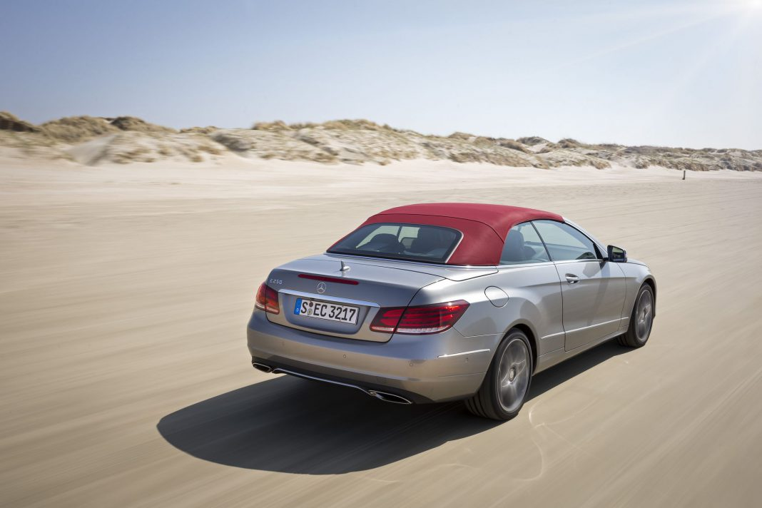 Details About Updated 2015 Mercedes-Benz E-Class Reportedly Leak