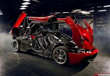 North America Confirmed as Pagani's Largest Market
