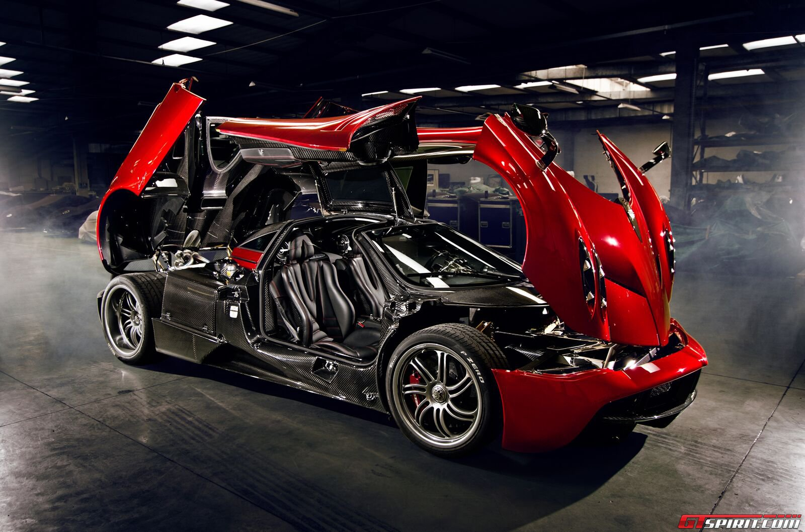north america confirmed as pagani 39 s largest market gtspirit. Black Bedroom Furniture Sets. Home Design Ideas