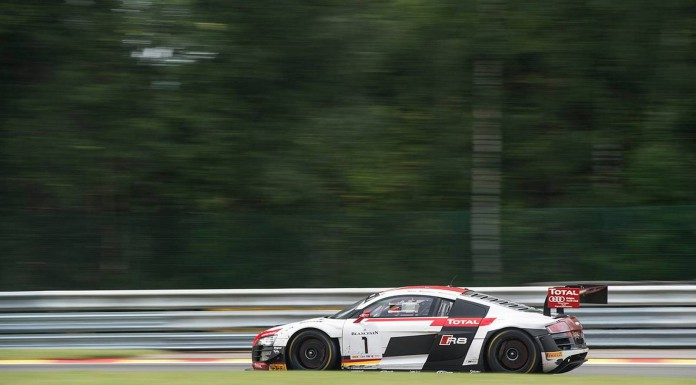 24 Hours of Spa: Audi Claims Two Podium Finishes in Spa Thriller!
