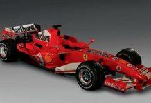 Michael Schumacher's 2001 Formula One Car For Sale