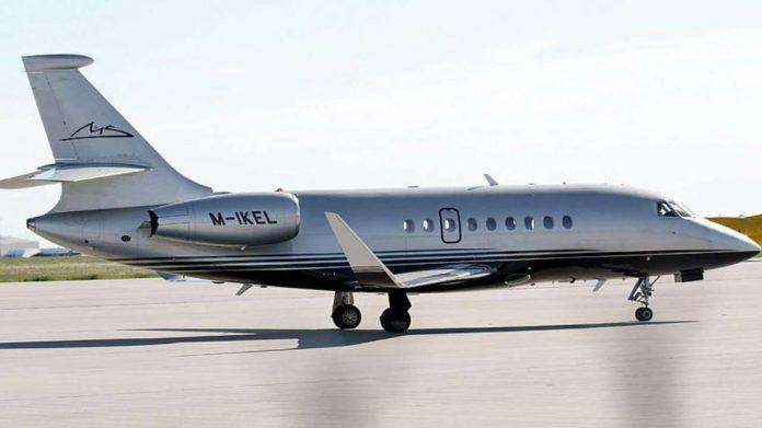 Michael Schumacher's Wife Selling F1 Stars Private Jet