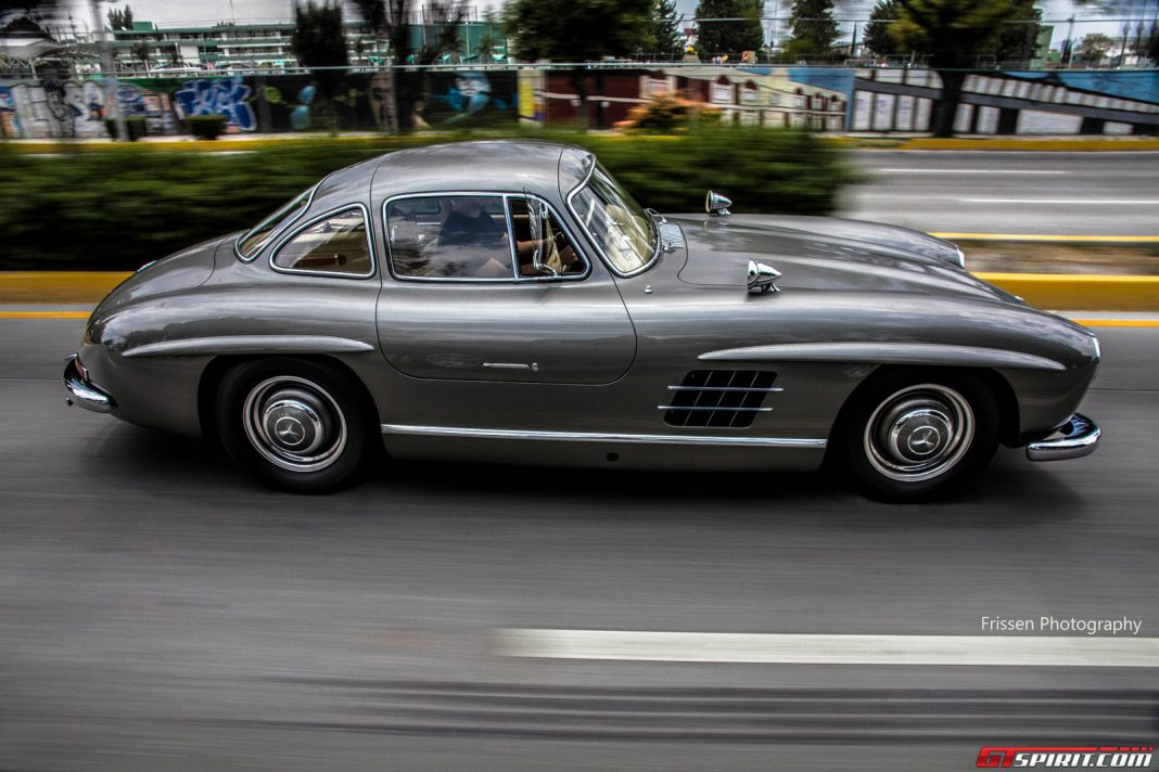 Gallery mercedes benz 300sl photoshoot in mexico gtspirit for Www mercedes benz mexico