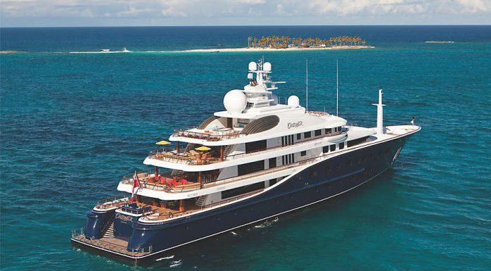 Largest Superyacht Built in U.S. Since 1930s For Sale