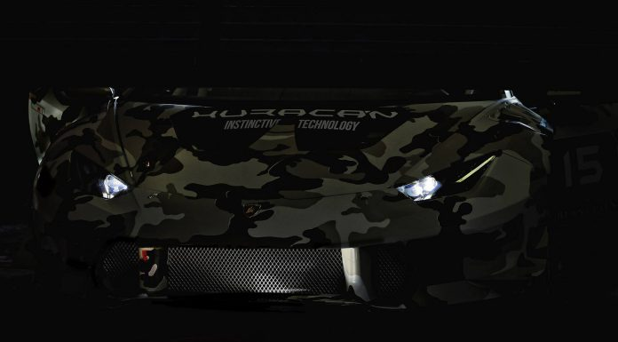 Lamborghini Huracan Super Trofeo Completes First Shakedown Test
