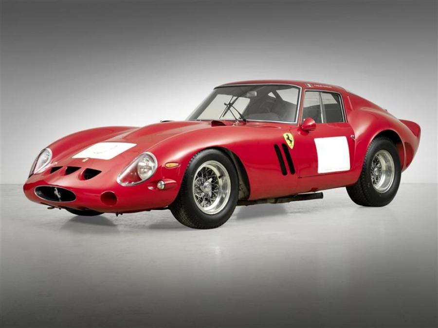 Bonhams to Auction Ferrari 250 GTO Without Reserve!