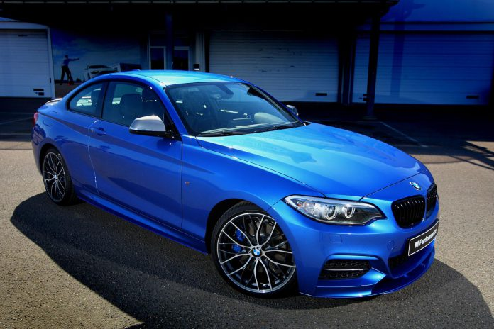 Official: 2015 BMW M235i Track Edition