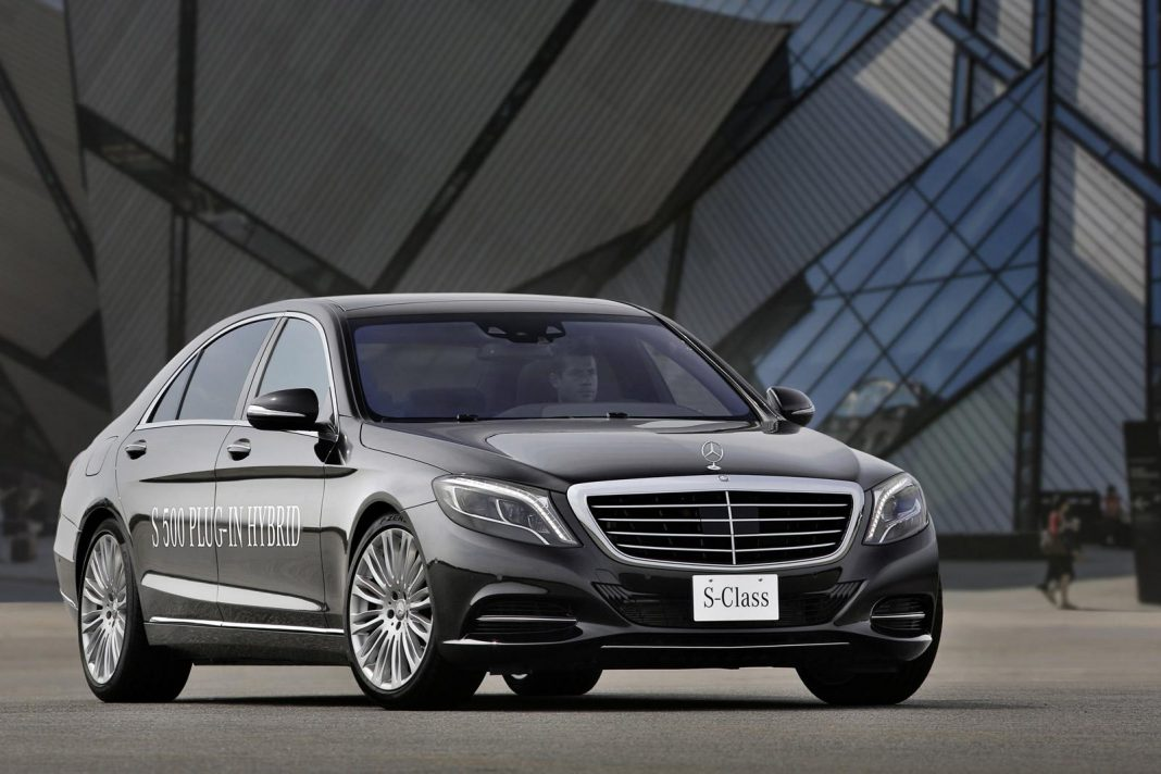 Mercedes-Benz S 500 Plug-in Hybrid Coming to UK