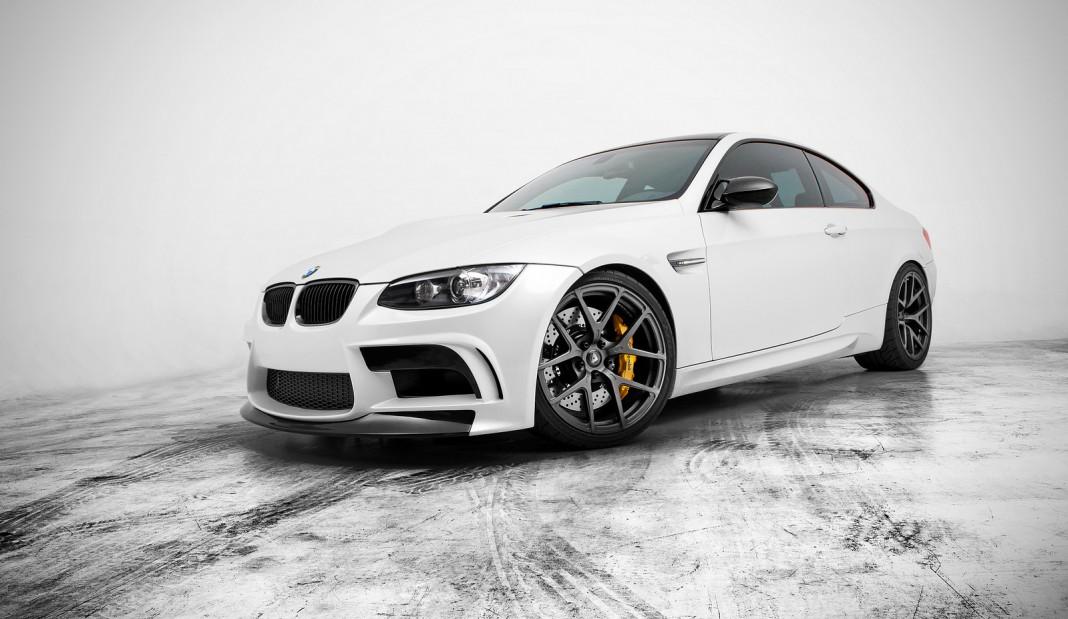Vorsteiner's Epic BMW E9x M3