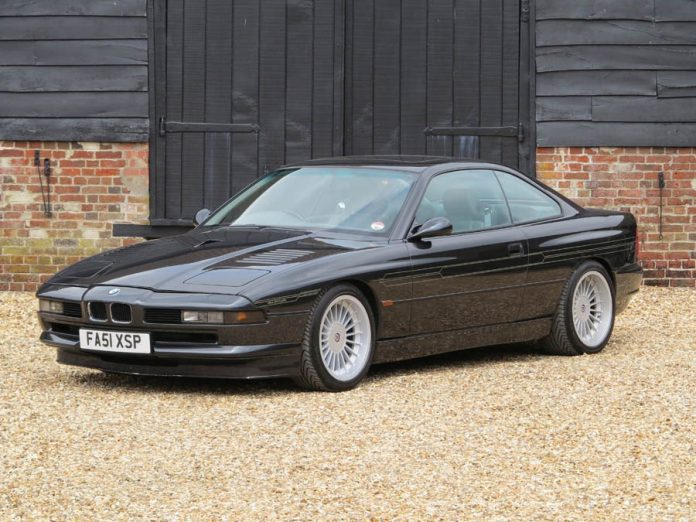 Sultan of Brunei's Former Alpina B12 5.7 Coupe For Sale