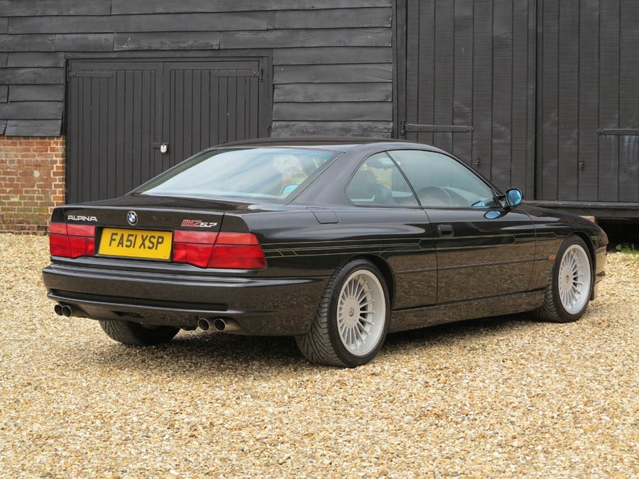 Sultan Of Bruneis Former Alpina B Coupe For Sale GTspirit - Bmw 5 series alpina for sale