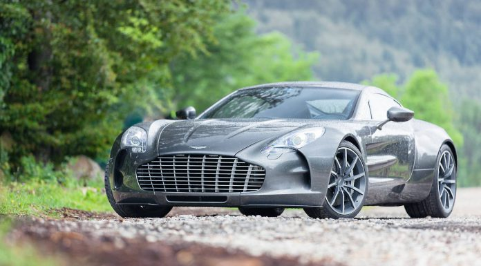 Aston Martin One-77 Photoshoot