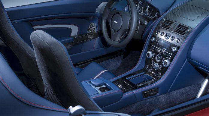 Official: 2015 Aston Martin V12 Vantage S Roadster
