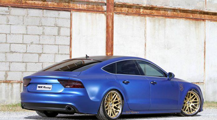 Audi A7 Sportback 3.0 TDI by MR Racing