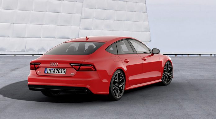 Official: 2015 Audi A7 Sportback 3.0 TDI Competition