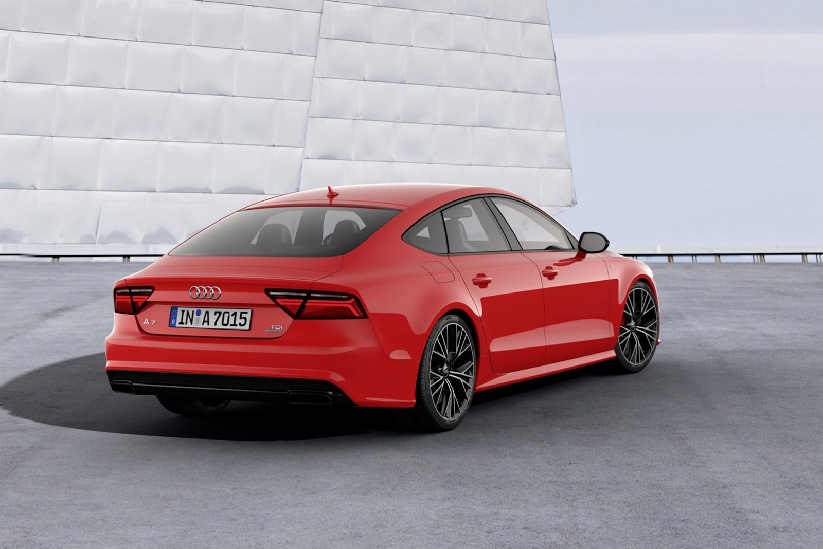 Official: 2015 Audi A7 Sportback 3.0 TDI Competition - GTspirit