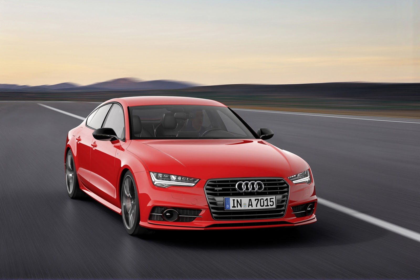 Official 2015 Audi A7 Sportback 3 0 Tdi Competition