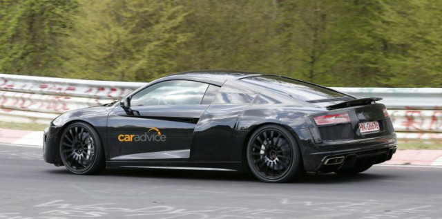 Next-generation Audi R8 Could Debut Wireless Charging