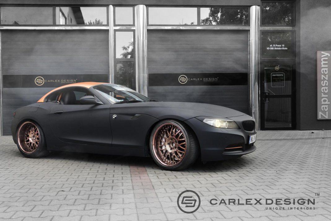 Official: BMW Z4 by Carlex Design