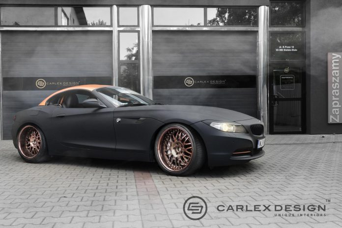 Official: BMW Z4 by Carlex Design
