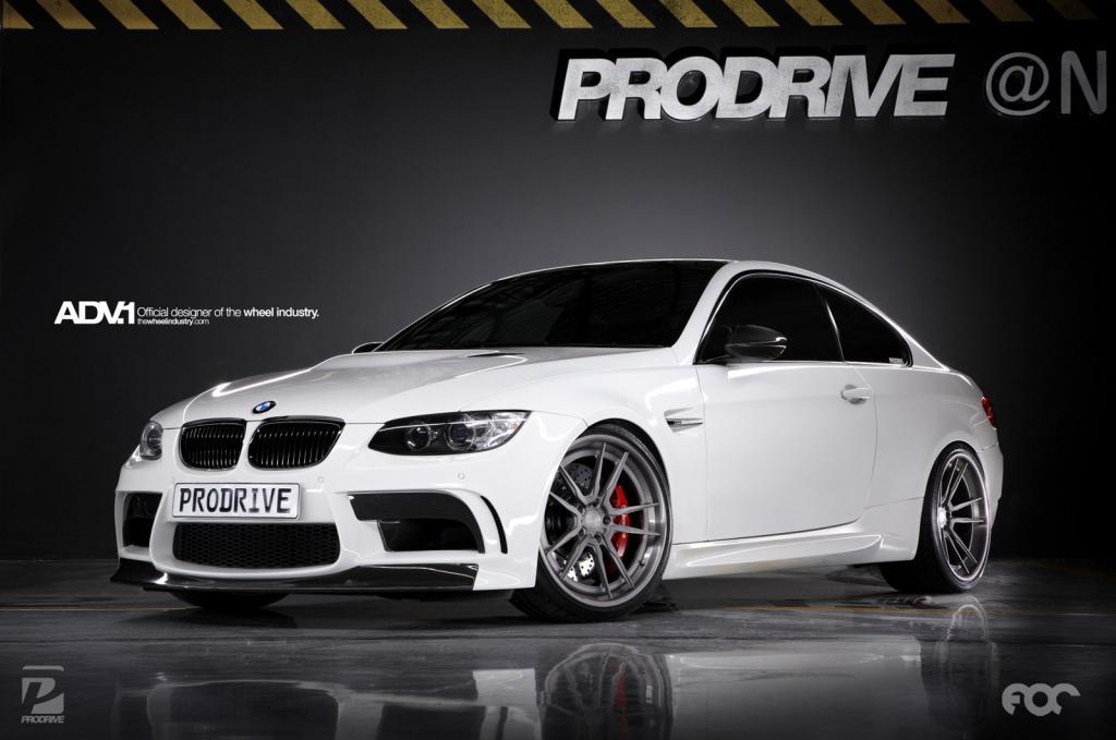 BMW E92 M3 by Prodrive