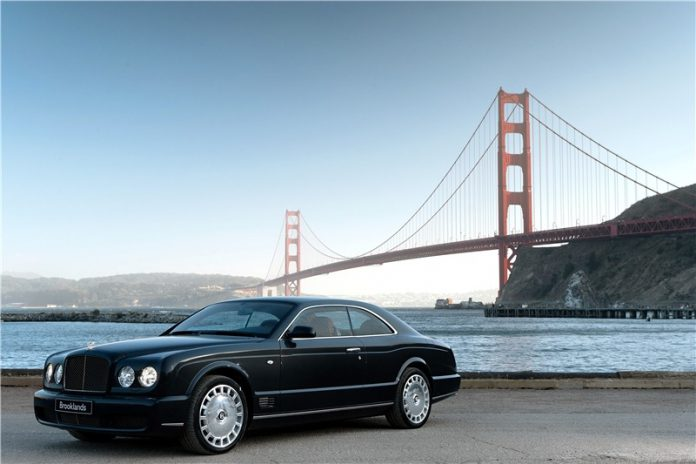 Bentley Could Ressurect Brooklands and Azure Convertible