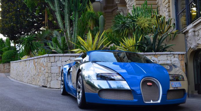 Bugatti Veyron Centenaire Villa d'Este