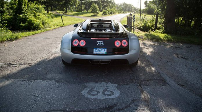 Gallery: Bugatti Veyron Grand Sport Vitesse on Route 66 with TopGear
