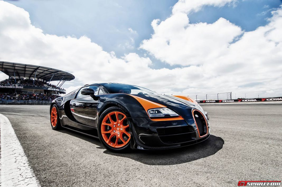 Bugatti Veyron Production Near End With 15 Units Remaining