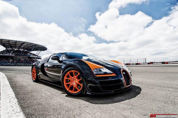 Bugatti Veyron Production Near End With 15 Units Remaining