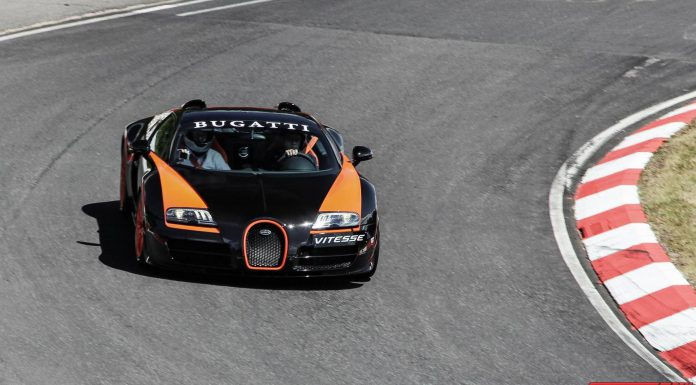 Onboard With Bugatti CEO Wolfgang Durheimer at the Nurburgring