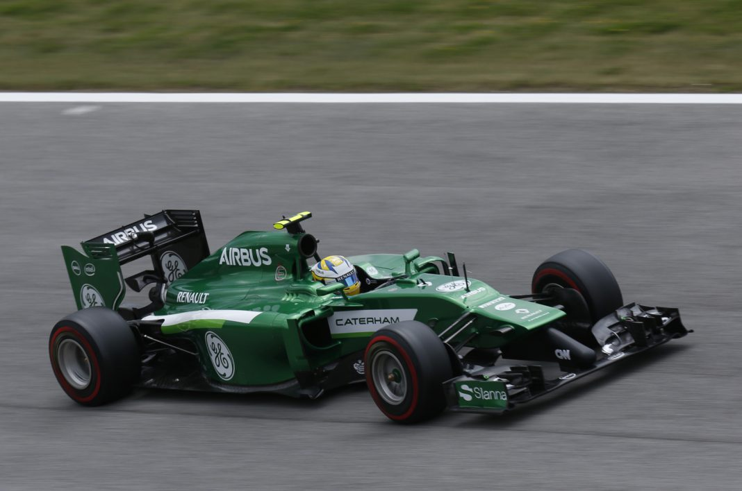 Caterham Sells F1 Team