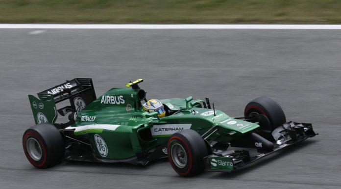 Caterham Sells F1 Team