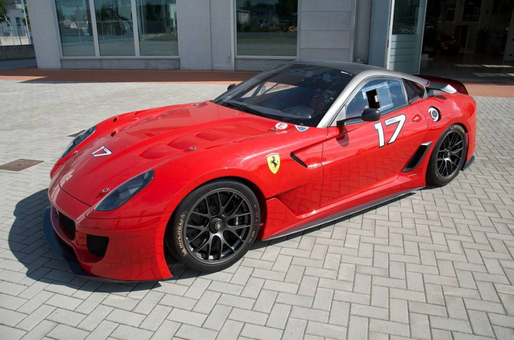 Epic Ferrari 599XX Will Set You Back $1.2 Million