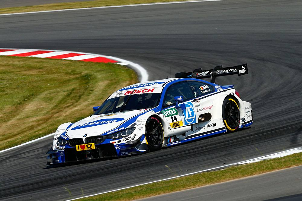 DTM: BMW Triumphs in Moscow with a One-Two Victory