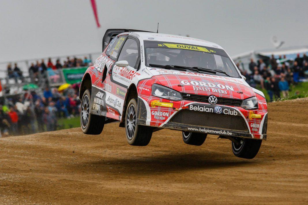 World RX of Belgium