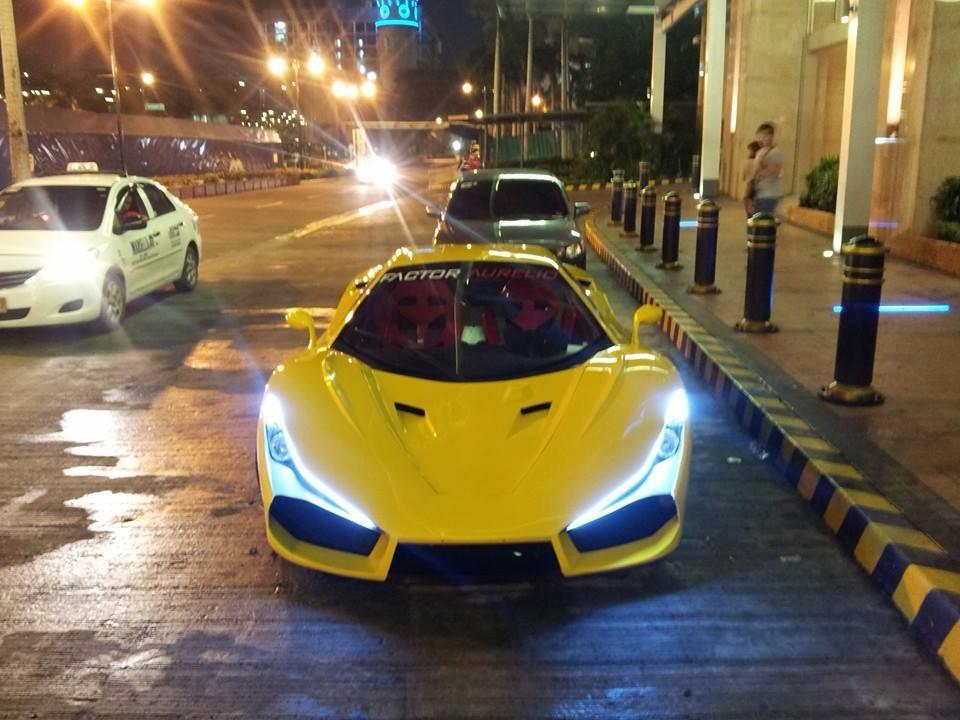 Meet The Philippines First Supercar The Aurelio Automobile