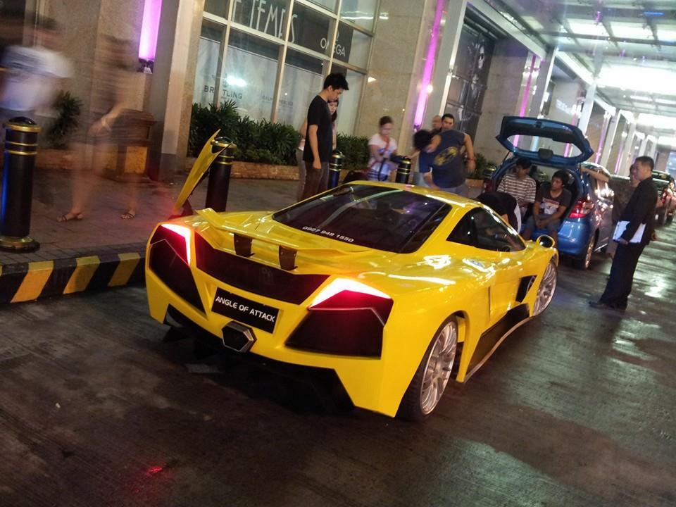meet the philippines first supercar - the aurelio automobile