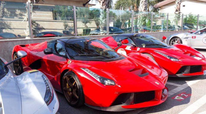 2014 Ferrari Cavalcade